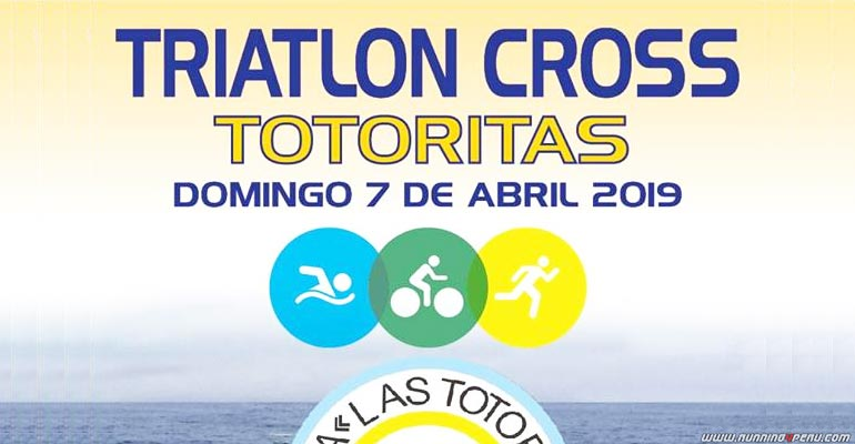 Triatlón Cross Totoritas 2019