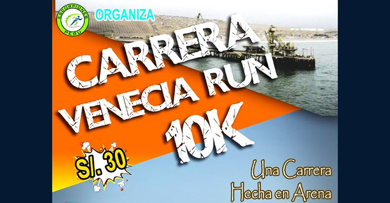 Carrera Venecia Run 10K 2109