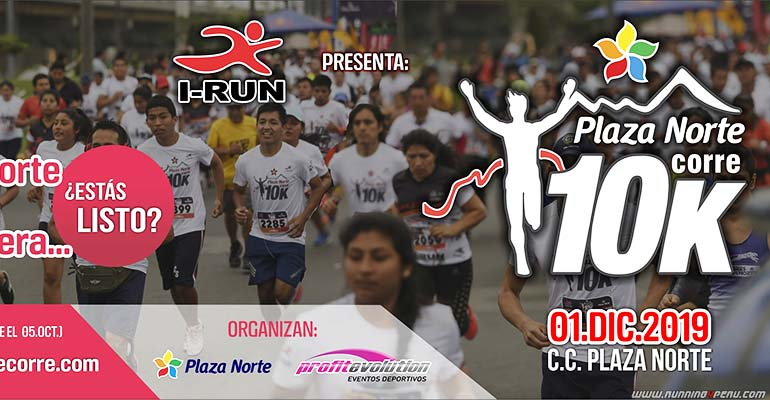 Plaza Norte Corre 10K 2019
