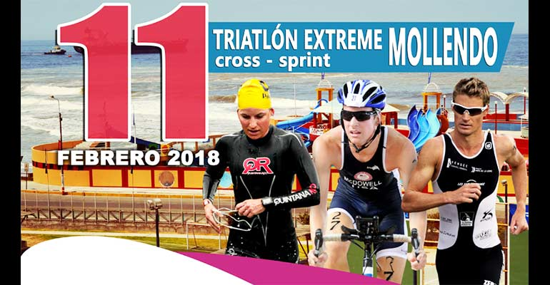 Triatlón Cross Sprint Mollendo 2018