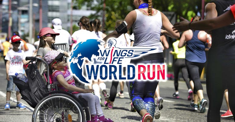 Vuelve Wings For Life World Run 2017 a Perú con Novedades