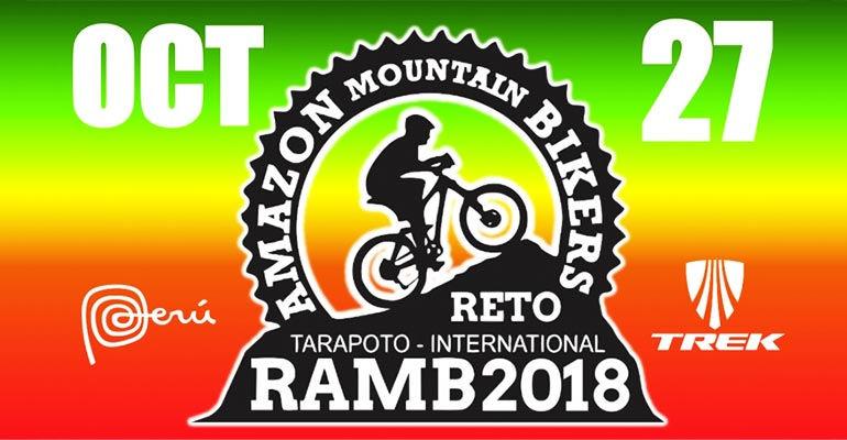 Reto Amazon Mountain Bikers 2018