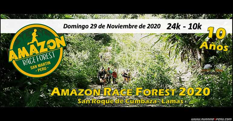 Amazon Race Forest (ARF) 2020