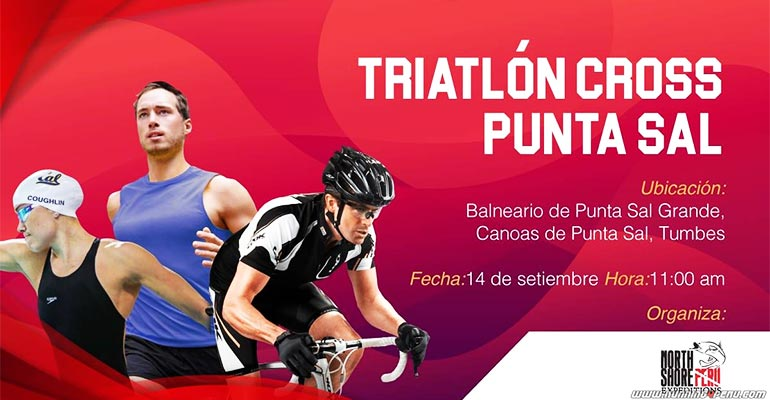 Triatlón Cross Punta Sal 2019