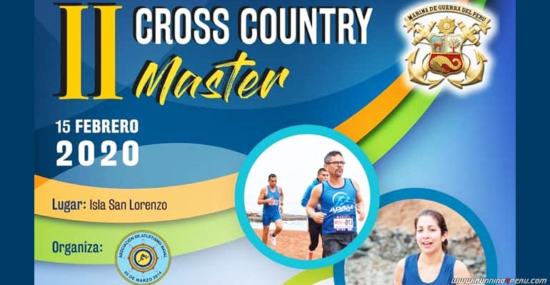 Cross Country Master Asociación de Atletismo Naval 2020