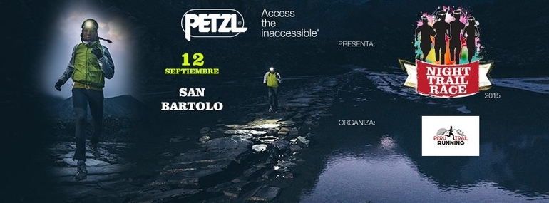 Petzl Night Trail Race - 2015