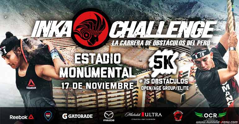 "Inka Challenge ""Estadio Monumental"" 2019"