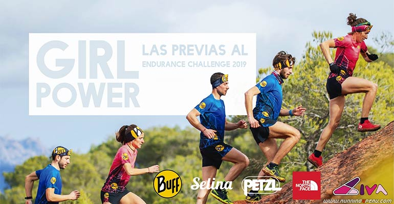 """GIRL POWER"" Las previas al Endurance Challenge 2019"