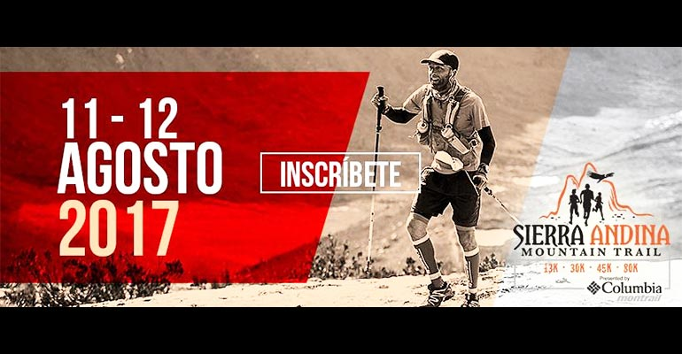 Sierra Andina Mountain Trail 2017