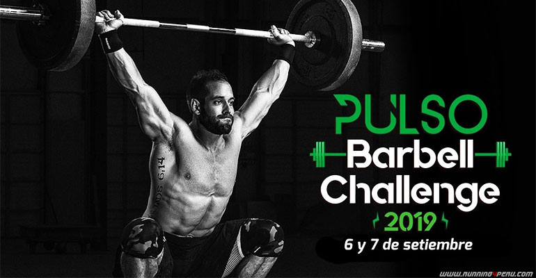 Pulso Barbell Challenge 2019