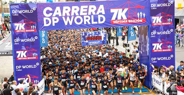 DP World Callao 7K 2018