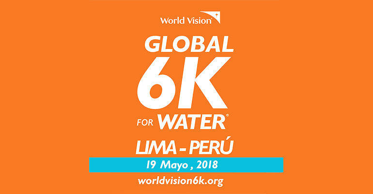 The 2018 Global 6K for Water - Lima Perú