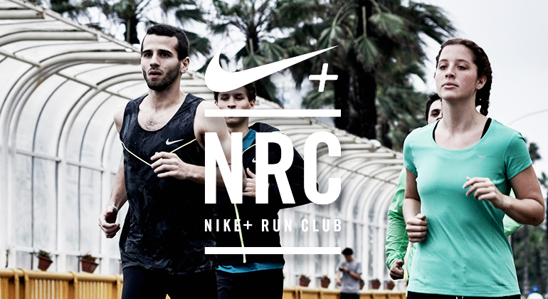 Nike NRC Ready, Set, Go Run - 26 Abril 2016