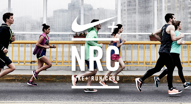 Nike NRC Speed Run - 20 Junio 2016