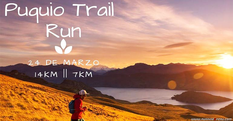 Puquio Trail Run 2019