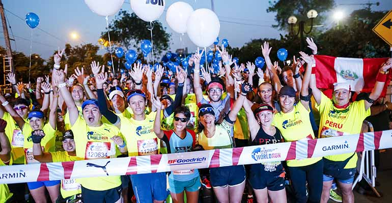 Wings for Life World Run: El mayor recorrido mundial hará historia este 6 de mayo