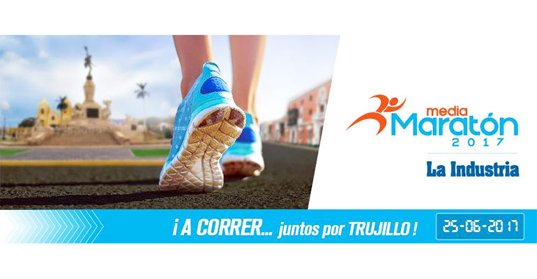 Media Maratón La Industria Trujillo 2017