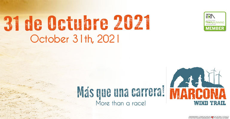 Marcona Wind Trail 2021