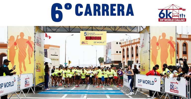 DP World Callao 6K 2017