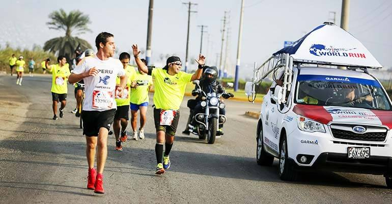 Conoce la ruta de Wings For Life World Run Lima 2020