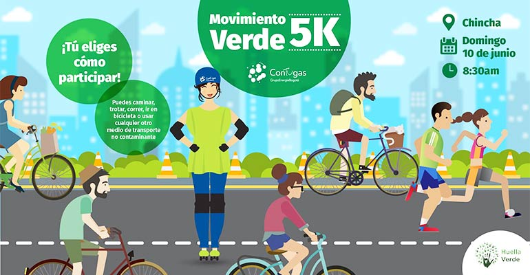 Movimiento Verde 5K Chincha 2018