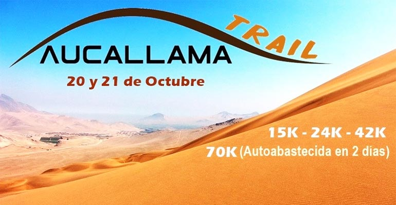Aucallama Trail 2018