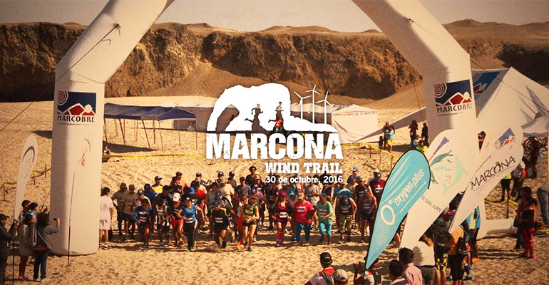 Marcona Wind Trail 2016