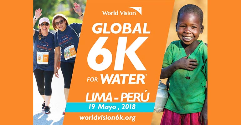 Global 6K for Water 2018 - Lima Perú
