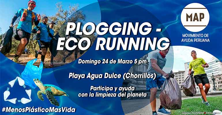 Plogging - ECO Running 2019