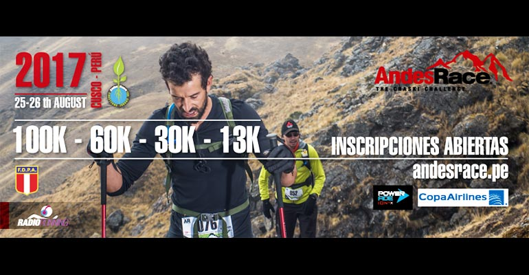 Andes Race 2017
