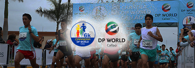 Carrera DP World Callao 6K 2015