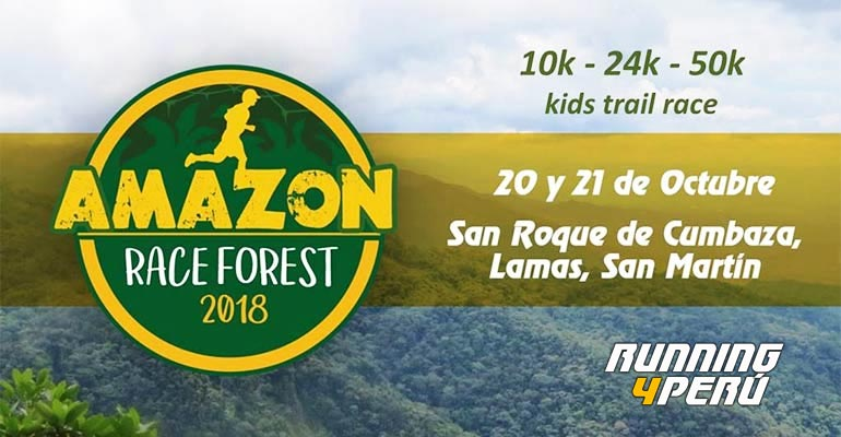 Amazon Race Forest 2018
