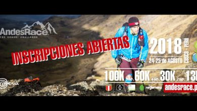 Andes Race 2018