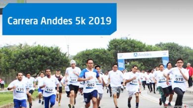 Photo of Carrera Anddes 5K 2019