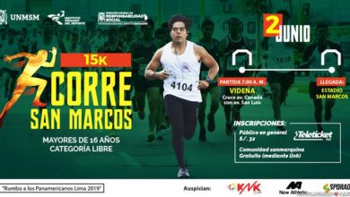 Photo of Corre San Marcos 15K 2019