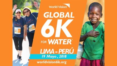 Photo of Global 6K for Water 2018 – Lima Perú