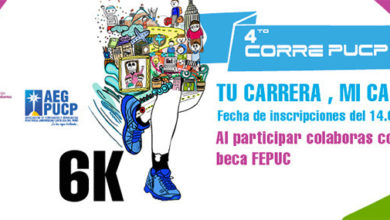 IV Corre PUCP 2015