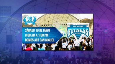 San Miguel Fitness Festival 2018