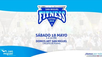 Photo of San Miguel Fitness Festival 2019