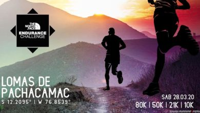 The North Face Endurance Challenge Perú 2020