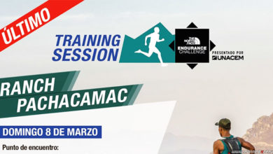 The North Face Endurance Challenge Training Session - 8 Marzo 2020