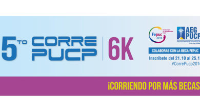 Photo of V Corre PUCP 2016