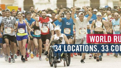 Photo of Wings for Life World Run 2016 – Lima Peru